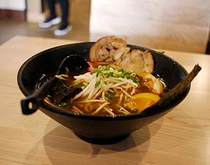 Koshi Ramen Bar Gallery